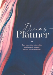 Dreams Planner | Hardback Book