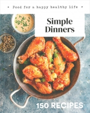 Simple Dinners | Hardback Book