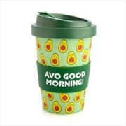 Avocado Eco To Go Bamboo Cup | Merchandise