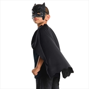Batman Cape And Mask: Child | Apparel