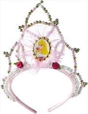 Sleeping Beauty Beaded Tiara Costume Accessory | Apparel