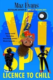Vi Spy: Licence to Chill | Paperback Book