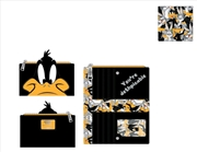 Loungefly - Looney Tunes - Daffy Duck Flap Purse | Apparel