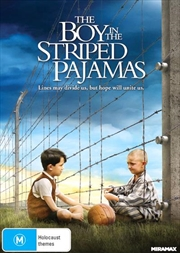 Boy In The Striped Pyjamas, The | DVD