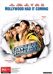 Jay And Silent Bob Strike Back | DVD