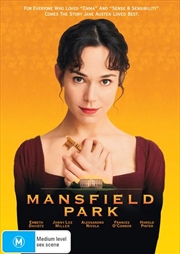 Mansfield Park | DVD