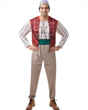 Aladdin Live Action Costume: Size Extra Large | Apparel