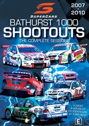 Supercars - Bathurst 1000 Shootouts 2007-2010 | DVD