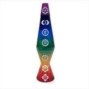 Chakra Diamond Motion Lamp | Accessories