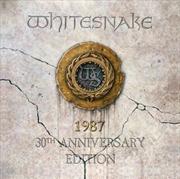 Whitesnake (30Th Anniversary Edition) | CD