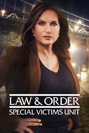 Law And Order - Special Victims Unit - Season 22 | DVD