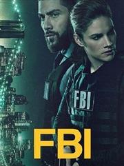 FBI - Season 3   DVD