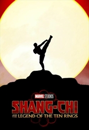 Shang Chi And The Legend Of The Ten Rings   DVD
