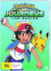 Pokemon Journeys - Season 23 - Collection 1 | DVD