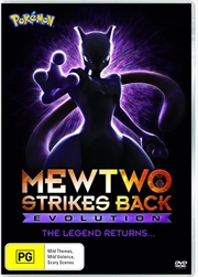 Pokemon - Mewtwo Strikes Back - Evolution | Movie 22 | DVD