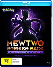 Pokemon - Mewtwo Strikes Back - Evolution | Movie 22 | Blu-ray