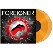 Can't Slow Down - Deluxe Edition Coloured Vinyl | Vinyl