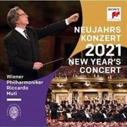 Neujahrskonzert 2021/New Years Concert 2021 | CD
