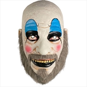 House of 1000 Corpses - Captain Spaulding Mask | Apparel