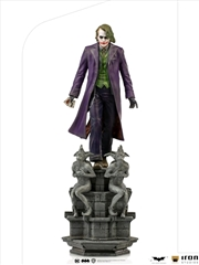 Batman The Dark Knight - Joker Deluxe 1:10 Scale Statue | Merchandise
