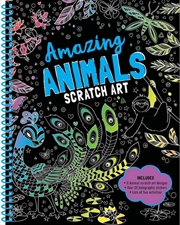 Amazing Animals   Hardback Book