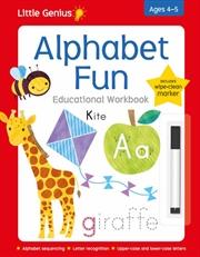 Little Genius Write & Wipe Workbook   Paperback Book