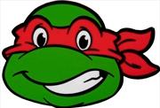 Teenage Mutant Ninja Turtles - Raphael Enamel Pin | Merchandise