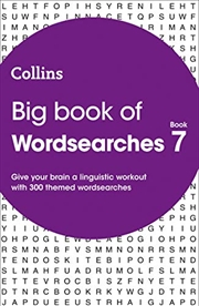 Big Book of Wordsearches Book 7: 300 Themed Wordsearches | Paperback Book