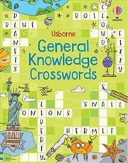 General Knowledge Crosswords | Paperback Book