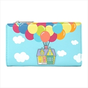 Loungefly - Up - Balloon House Flap Purse | Apparel