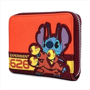 Loungefly - Lilo and Stitch - Experiment 626 Purse | Apparel