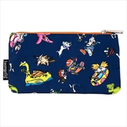Loungefly - Nickelodeon - Retro Characters Pouch | Merchandise