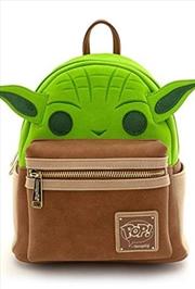 Loungefly - Star Wars - Yoda Mini Backpack | Apparel