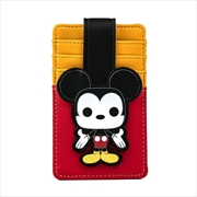 Loungefly - Mickey Mouse - Mickey Card Holder | Apparel