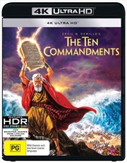 Ten Commandments | UHD, The | UHD