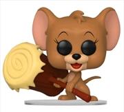 Tom and Jerry (2021) - Jerry with Mallet Pop! Vinyl   Pop Vinyl