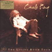 Living Room Tour | Vinyl