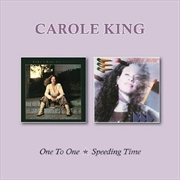 One To One / Speeding Time | CD