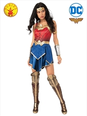 Wonder Woman 1984 Deluxe Adult Costume - Large | Apparel