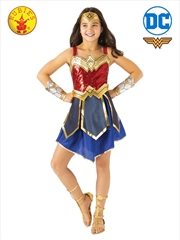Wonder Woman '84 Dlx: Size 3-5 Child Costume | Apparel
