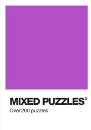 Colour Block Puzzle - Mixed Puzzles | Paperback Book