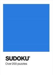 Sudoku Colour Block Puzzle | Paperback Book
