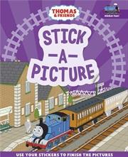 Thomas & Friends: Stick a Picture | Paperback Book