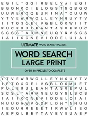 Word Search Ultimate Puzzles | Paperback Book
