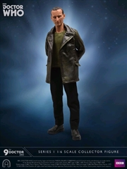 """Doctor Who - Ninth Doctor Special Edition 1:6 Scale 12"""" Action Figure 