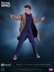 """Doctor Who - Tenth Doctor Special Edition 1:6 Scale 12"""" Action Figure 