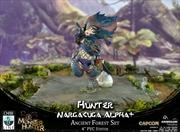 Monster Hunter - Nargacuga Alpha + PVC Statue | Merchandise