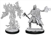 Dungeons & Dragons - Nolzur's Marvelous Unpainted Minis: Allip & Deathlock | Games