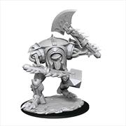 Dungeons & Dragons - Nolzur's Marvelous Unpainted Minis: Warforged Titan | Games