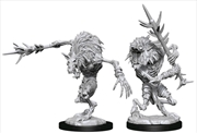 Dungeons & Dragons - Nolzur's Marvelous Unpainted Minis: Gnoll Witherlings | Games